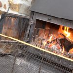 open fire holiday cottage cornwall