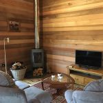 Holiday cottage in Cornwall with log burner