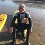 Family holiday on the Cornish coast