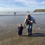 Waves at Polzeath