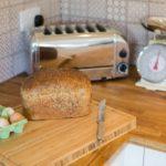 Free range eggs, dualit toaster